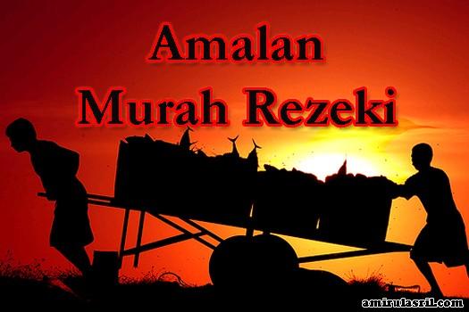 amalan-murah-rezeki