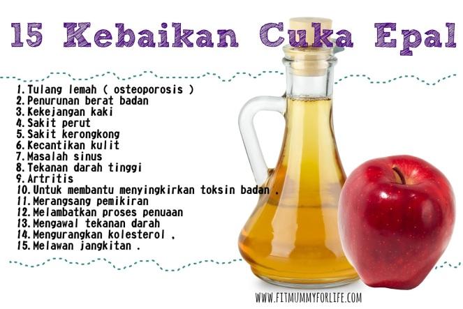 Cuka Cider Epal